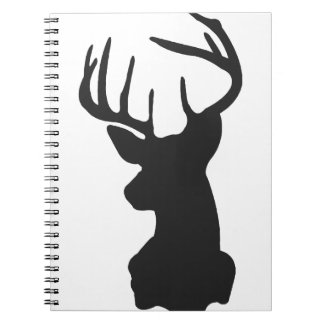 Wellcoda National Deer Hunt Stag Party Notebook
