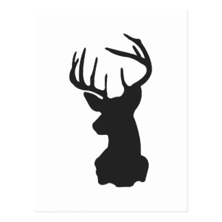 Wellcoda National Deer Hunt Stag Party Postcard