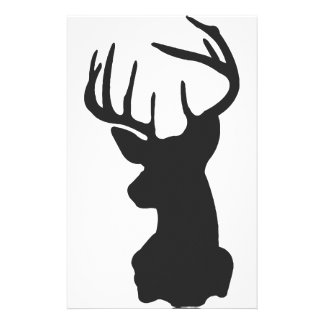 Wellcoda National Deer Hunt Stag Party Stationery