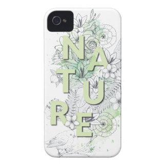 Wellcoda Nature Life Flower Animal Love iPhone 4 Cover