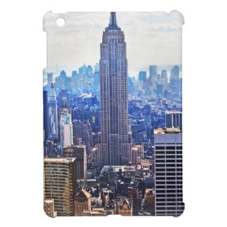 Wellcoda New York City NYC USA Urban Life iPad Mini Cover
