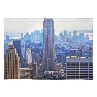 Wellcoda New York City NYC USA Urban Life Placemat