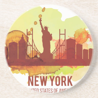 Wellcoda New York City NYC USA View Tour Coaster
