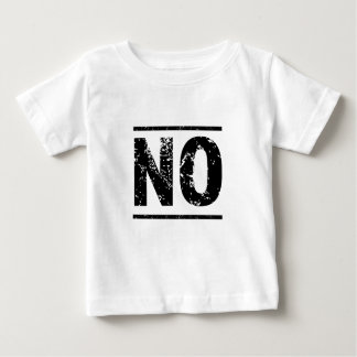 Wellcoda No Stop Right There Command Now Baby T-Shirt