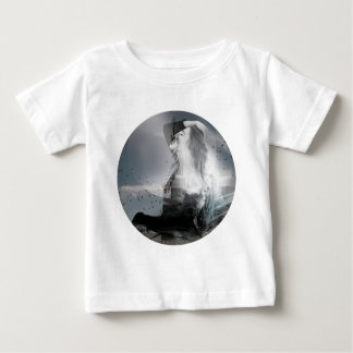 Wellcoda NYC Statue Liberty New York USA Baby T-Shirt