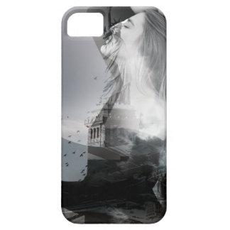 Wellcoda NYC Statue Liberty New York USA iPhone 5 Covers