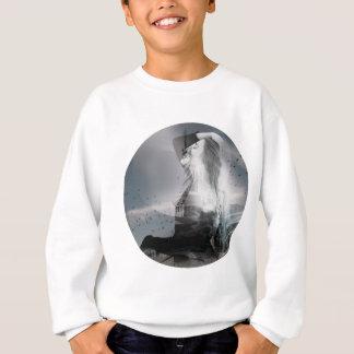 Wellcoda NYC Statue Liberty New York USA Sweatshirt