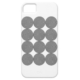 Wellcoda Optical Hypnosis Cool Confusion Case For The iPhone 5