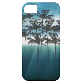 Wellcoda Palm Tree Holiday Fun Vacation Barely There iPhone 5 Case
