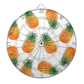 Wellcoda Pineapple Fruit Bowl Summer Fun Dartboard