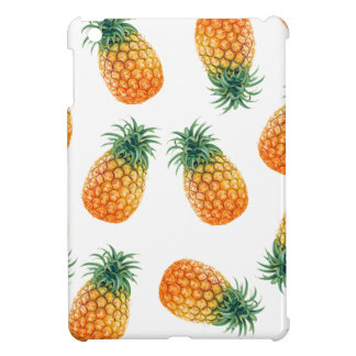 Wellcoda Pineapple Fruit Bowl Summer Fun iPad Mini Covers