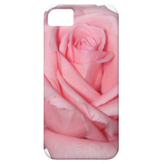 Wellcoda Pink Rose Romantic Flower Power Barely There iPhone 5 Case