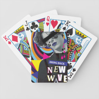 Wellcoda Pop People Portrait Rave Human Bicycle Playing Cards