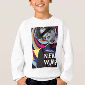Wellcoda Pop People Portrait Rave Human Sweatshirt
