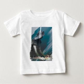Wellcoda Portait City Human Urban Collage Baby T-Shirt