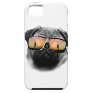 Wellcoda Pug Dog Puppy Swag Cool Life Fun iPhone 5 Case