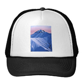 Wellcoda Rocky Mountain Peaks Snow Rock Cap