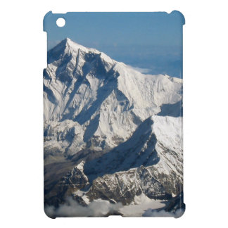 Wellcoda Rocky Mountain Range Snow Rock iPad Mini Covers