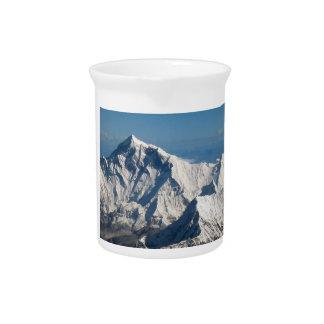 Wellcoda Rocky Mountain Range Snow Rock Pitcher