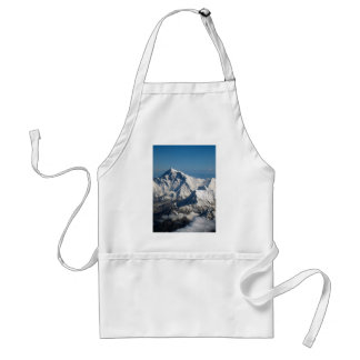 Wellcoda Rocky Mountain Range Snow Rock Standard Apron