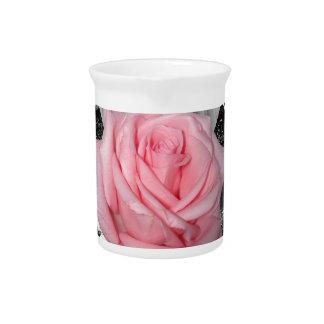 Wellcoda Rocky Mountain Rose Nature Love Pitcher