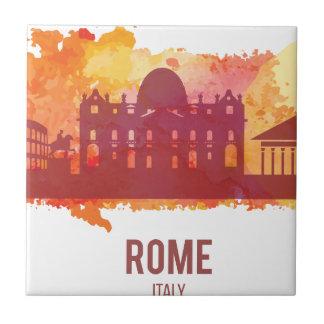 Wellcoda Rome City Capital Italy History Tile