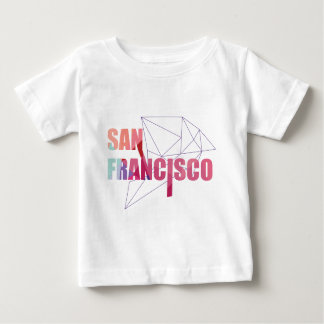 Wellcoda San Francisco City USA California Baby T-Shirt