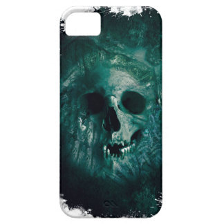 Wellcoda Scary Horror Skull Face Skeleton iPhone 5 Case