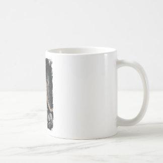 Wellcoda Scary Skull Sexy Girl Demon Evil Coffee Mug
