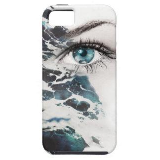 Wellcoda Sea Eye Beautiful Ocean Wave iPhone 5 Cases