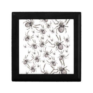 Wellcoda Spider Spooky Fear Tarantula Gift Box