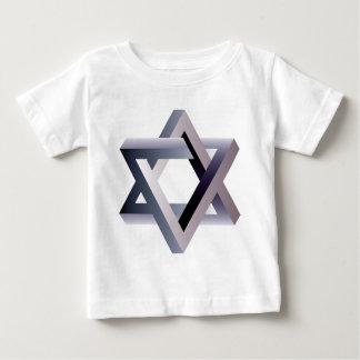 Wellcoda Star Of David Symbol Judaism Sign Tee Shirt