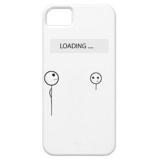 Wellcoda Stick Man Fun Loading Friendship iPhone 5 Cover