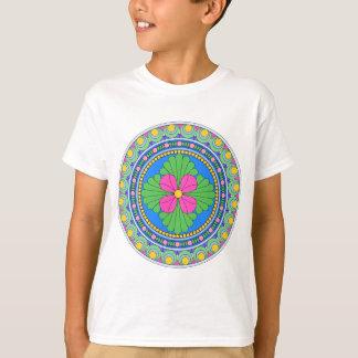 Wellcoda Style Indian Pattern Ornament Fun T-Shirt