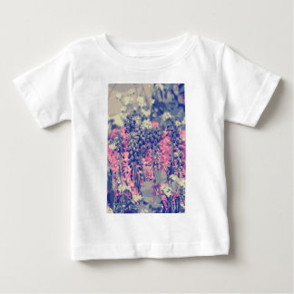 Wellcoda Summer Fields Forever Wild Bloom Baby T-Shirt