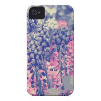 Wellcoda Summer Fields Forever Wild Bloom iPhone 4 Cases