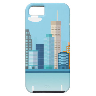 Wellcoda Sun City View Town Sydney Coast Case For The iPhone 5