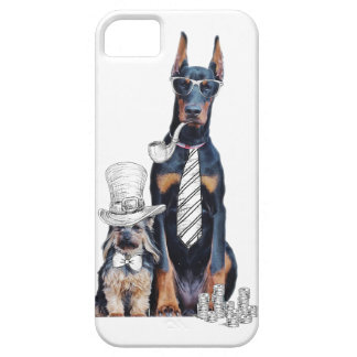 Wellcoda Swag Funny Party Dog Puppy Love Barely There iPhone 5 Case