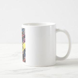 Wellcoda Tape Cassette Play Music Lover Coffee Mug