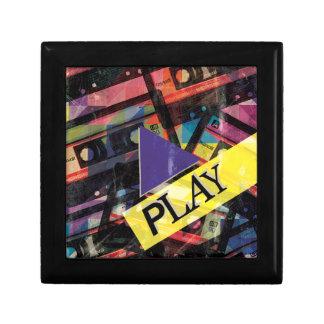 Wellcoda Tape Cassette Play Music Lover Gift Box