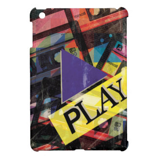 Wellcoda Tape Cassette Play Music Lover iPad Mini Cover