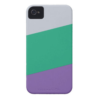 Wellcoda Three Tier Colours Holiday Fun Case-Mate iPhone 4 Cases