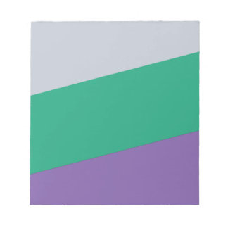 Wellcoda Three Tier Colours Holiday Fun Notepad