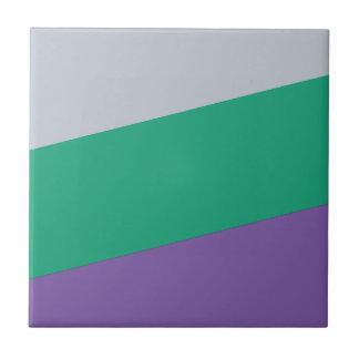 Wellcoda Three Tier Colours Holiday Fun Tile