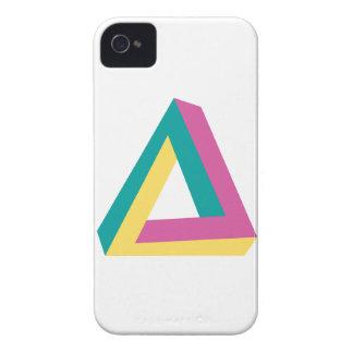 Wellcoda Triangle Drive Shape Summer Fun iPhone 4 Covers