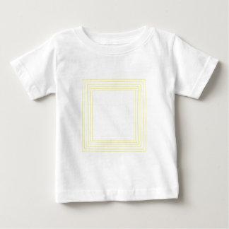 Wellcoda Triangle Square Shape Futuristic Baby T-Shirt