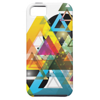 Wellcoda Triangle Sun System World Crazy iPhone 5 Cases