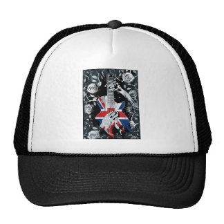 Wellcoda UK Music Guitar Life Cap