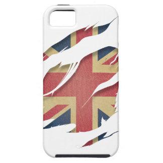 Wellcoda United Kingdom Flag Uk Identity Case For The iPhone 5