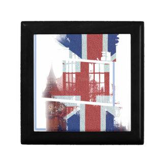 Wellcoda United Kingdom Symbol UK Flag Gift Box